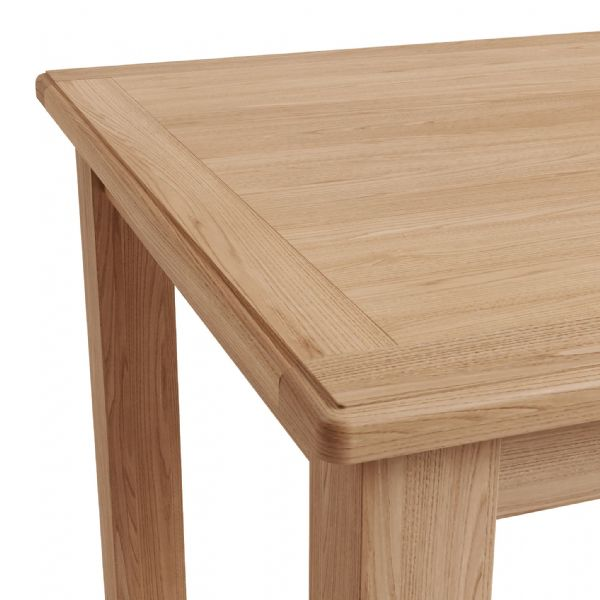 Greenwich Light Oak Dining Tables in a Choice of Style and Size from Kettle